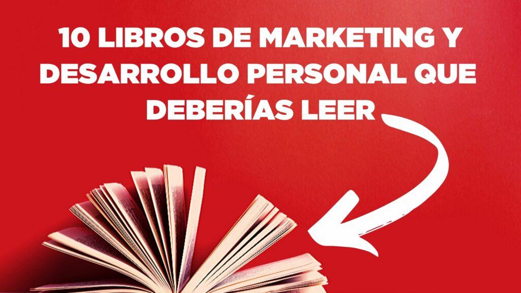 10 LIBROS DE MARKETING