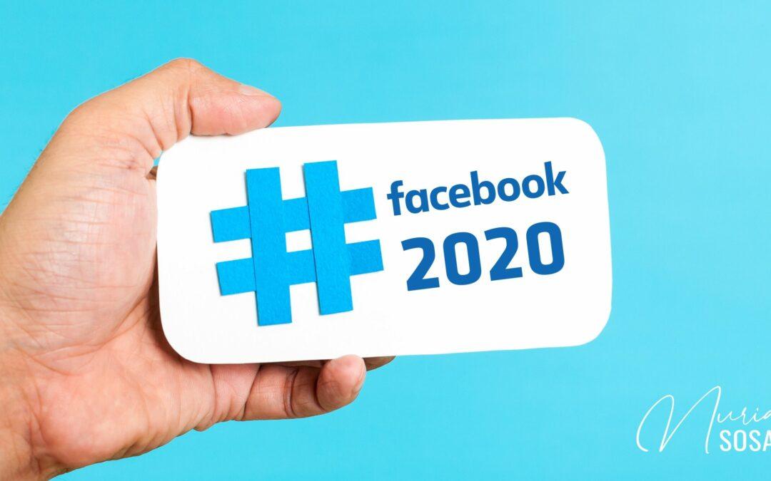 ⚡Hashtags Facebook 2020